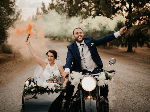 La boda de Antonio y Vanessa en Llerena, Badajoz 1