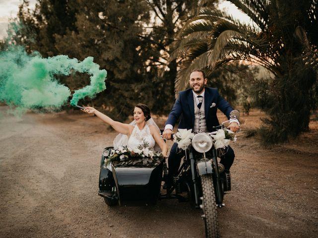 La boda de Antonio y Vanessa en Llerena, Badajoz 116