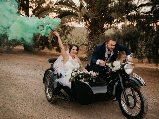 La boda de Antonio y Vanessa en Llerena, Badajoz 117