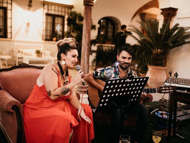 La boda de Antonio y Vanessa en Llerena, Badajoz 126