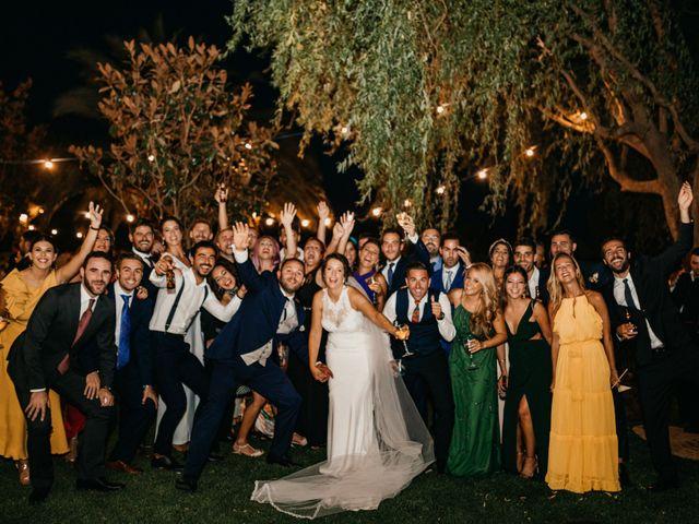 La boda de Antonio y Vanessa en Llerena, Badajoz 130
