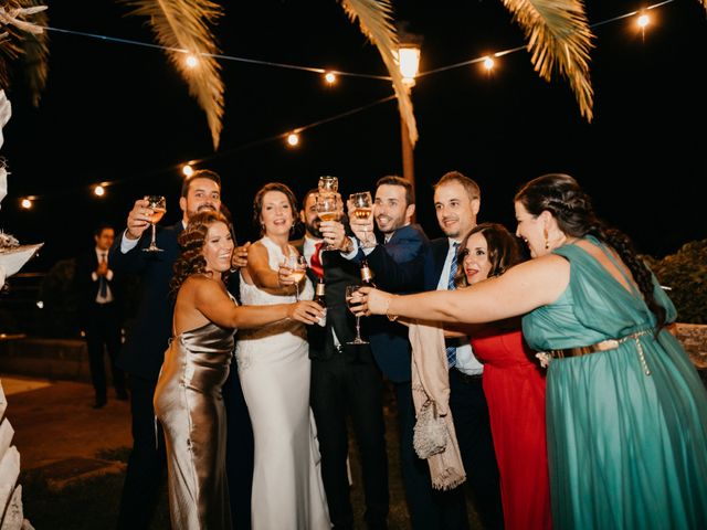 La boda de Antonio y Vanessa en Llerena, Badajoz 134