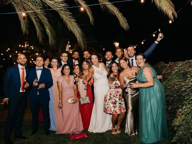 La boda de Antonio y Vanessa en Llerena, Badajoz 138
