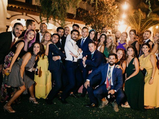 La boda de Antonio y Vanessa en Llerena, Badajoz 139