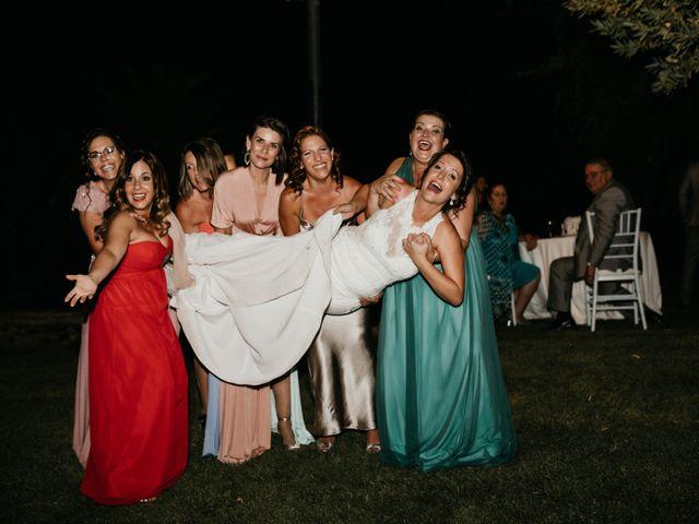 La boda de Antonio y Vanessa en Llerena, Badajoz 141