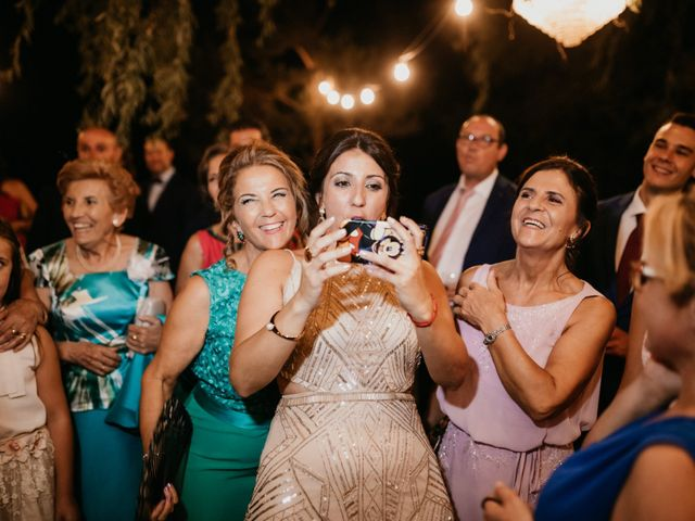 La boda de Antonio y Vanessa en Llerena, Badajoz 142