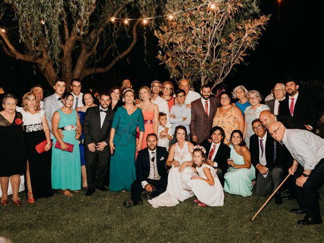 La boda de Antonio y Vanessa en Llerena, Badajoz 143