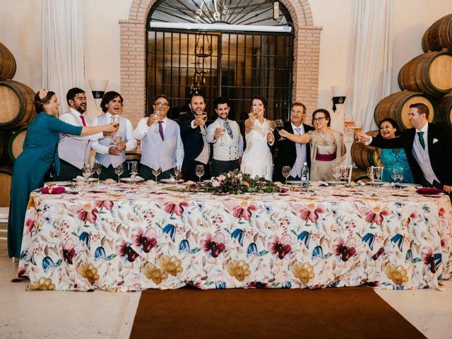 La boda de Antonio y Vanessa en Llerena, Badajoz 147