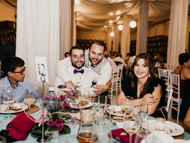 La boda de Antonio y Vanessa en Llerena, Badajoz 153