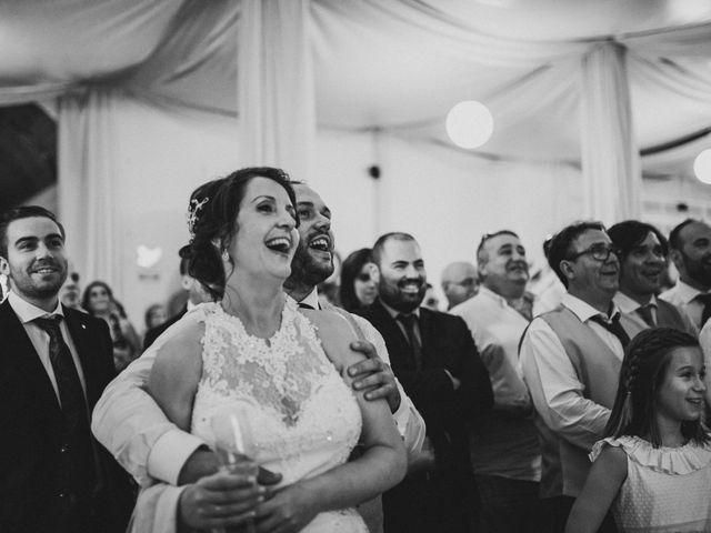 La boda de Antonio y Vanessa en Llerena, Badajoz 156