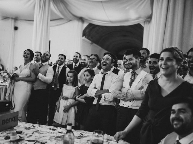 La boda de Antonio y Vanessa en Llerena, Badajoz 157