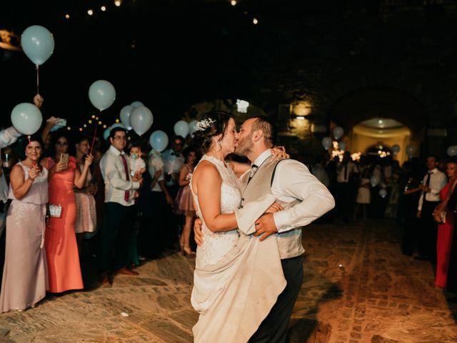 La boda de Antonio y Vanessa en Llerena, Badajoz 159