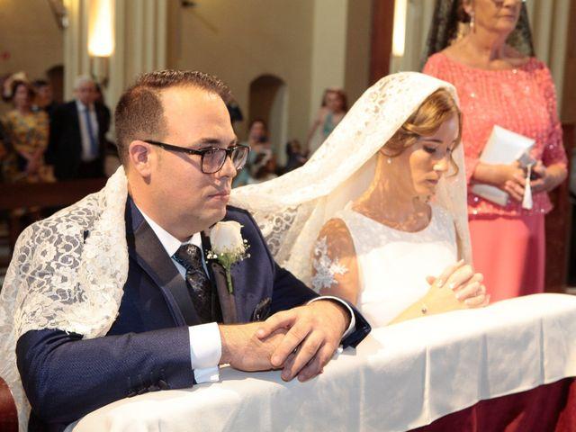 La boda de Jose Manuel y Rosa en Dos Hermanas, Sevilla 8