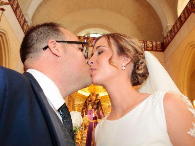 La boda de Jose Manuel y Rosa en Dos Hermanas, Sevilla 9