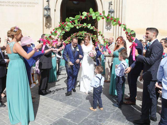 La boda de Jose Manuel y Rosa en Dos Hermanas, Sevilla 10