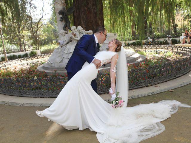 La boda de Jose Manuel y Rosa en Dos Hermanas, Sevilla 12