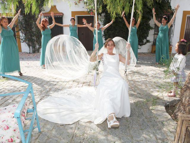 La boda de Jose Manuel y Rosa en Dos Hermanas, Sevilla 16