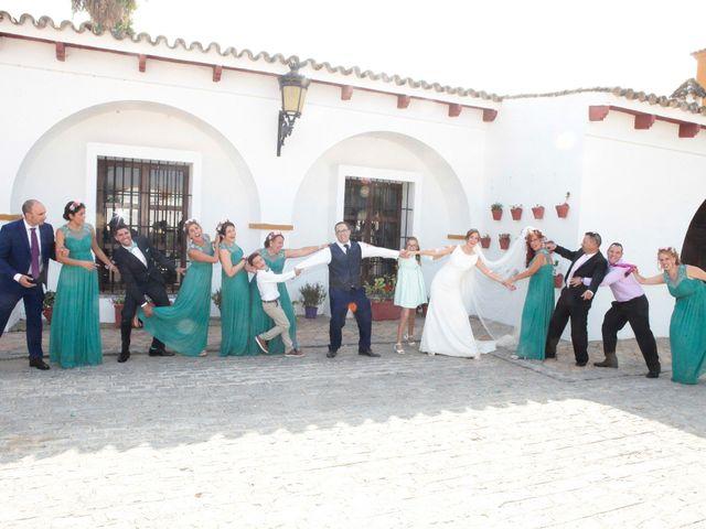 La boda de Rosa y Jose Manuel
