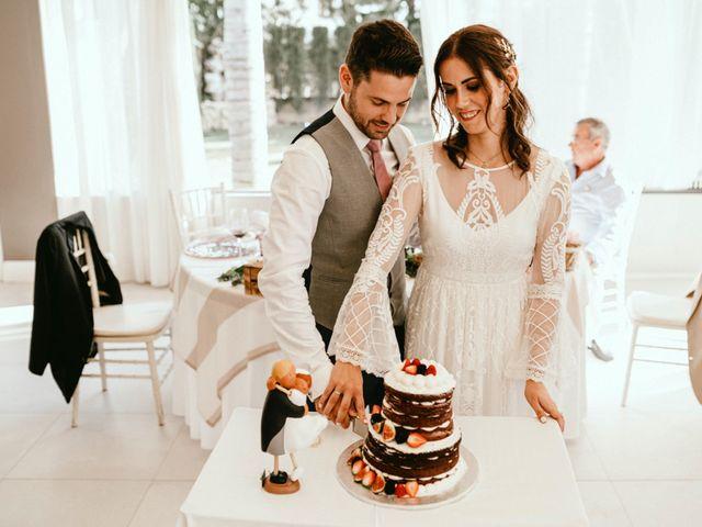 La boda de Carmen y Pablo en Alhaurin De La Torre, Málaga 24