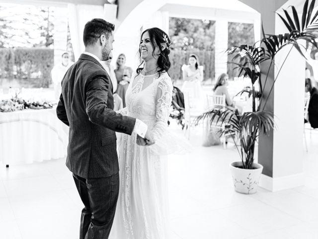 La boda de Carmen y Pablo en Alhaurin De La Torre, Málaga 33