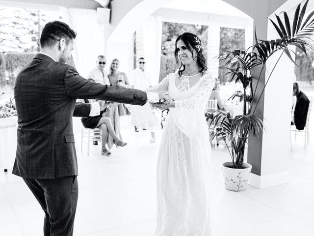 La boda de Carmen y Pablo en Alhaurin De La Torre, Málaga 34