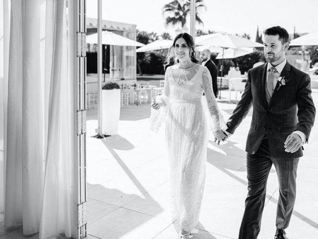 La boda de Carmen y Pablo en Alhaurin De La Torre, Málaga 35