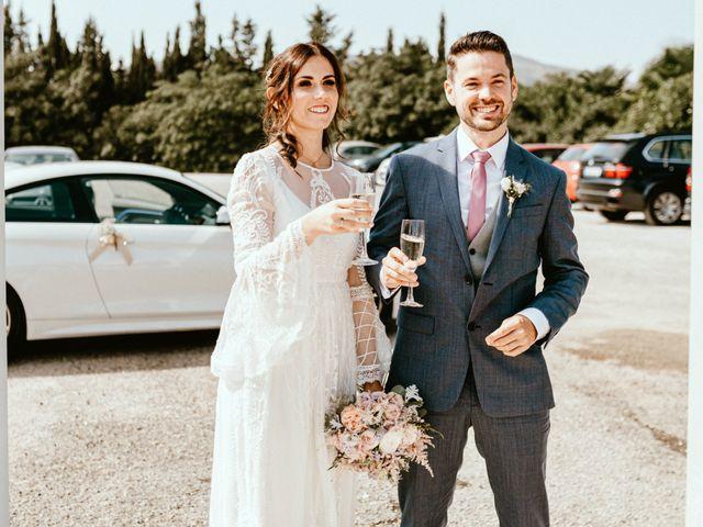 La boda de Carmen y Pablo en Alhaurin De La Torre, Málaga 41