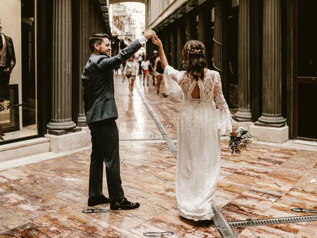 La boda de Carmen y Pablo en Alhaurin De La Torre, Málaga 54