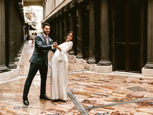 La boda de Carmen y Pablo en Alhaurin De La Torre, Málaga 57