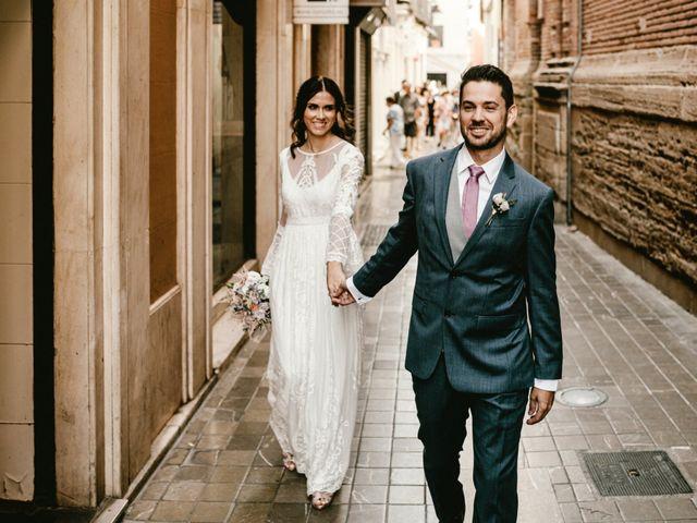 La boda de Carmen y Pablo en Alhaurin De La Torre, Málaga 58
