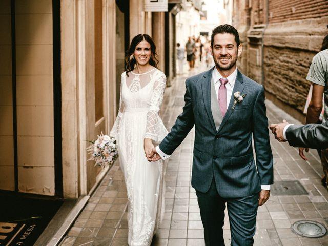 La boda de Carmen y Pablo en Alhaurin De La Torre, Málaga 59