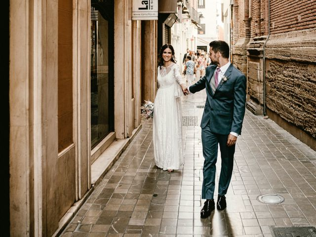 La boda de Carmen y Pablo en Alhaurin De La Torre, Málaga 60