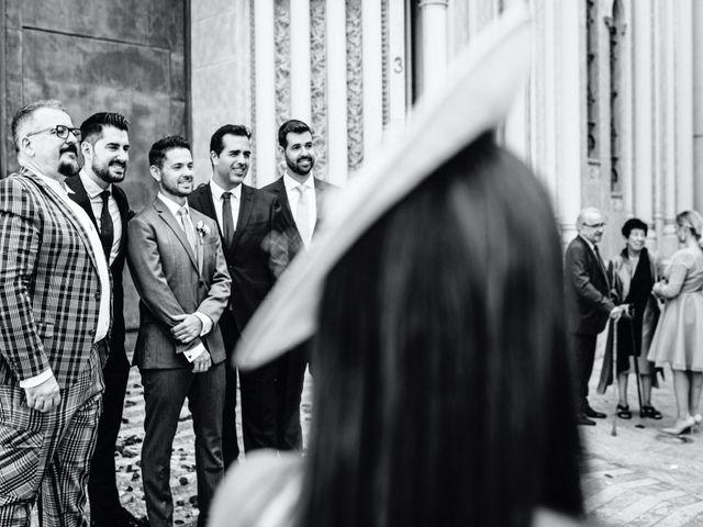 La boda de Carmen y Pablo en Alhaurin De La Torre, Málaga 61