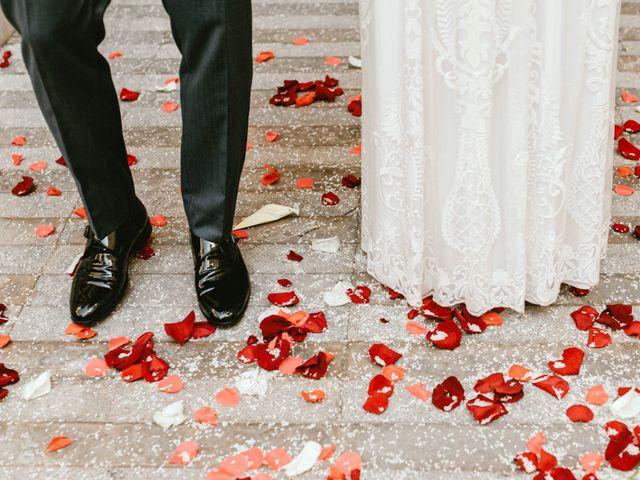 La boda de Carmen y Pablo en Alhaurin De La Torre, Málaga 63