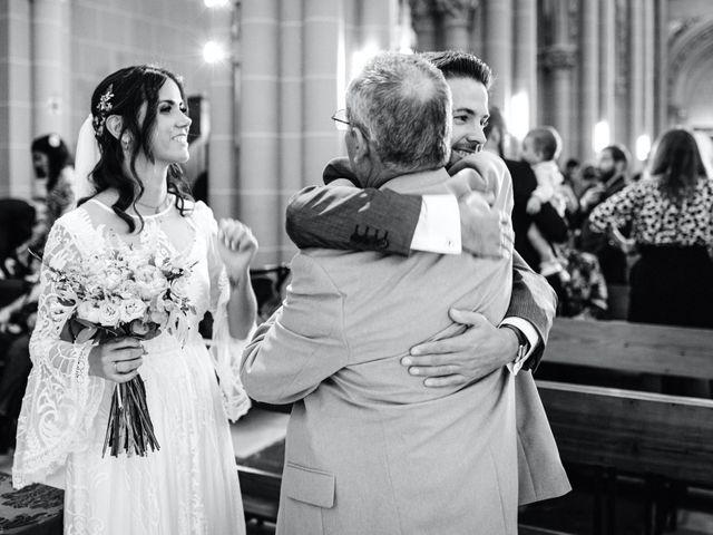 La boda de Carmen y Pablo en Alhaurin De La Torre, Málaga 68