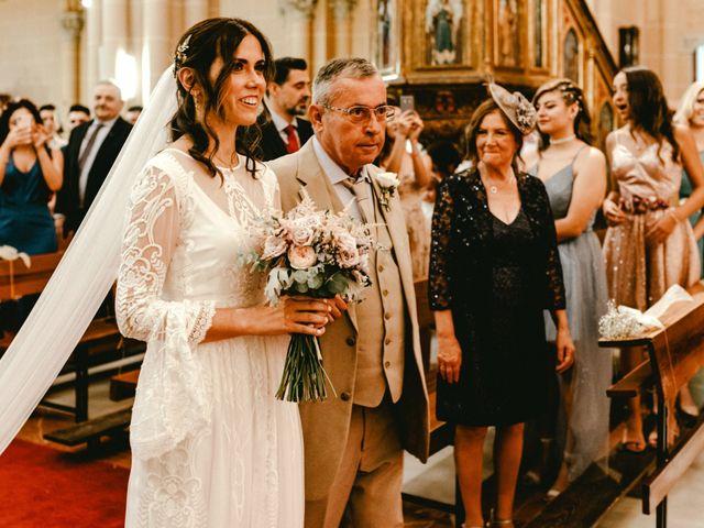 La boda de Carmen y Pablo en Alhaurin De La Torre, Málaga 83
