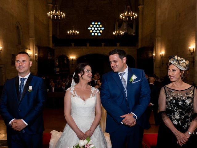 La boda de José y Mar en Ciudad Real, Ciudad Real 17