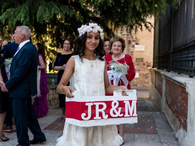 La boda de José y Mar en Ciudad Real, Ciudad Real 18