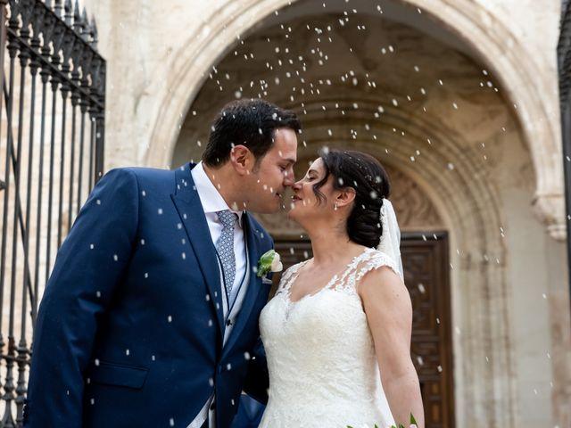 La boda de José y Mar en Ciudad Real, Ciudad Real 21