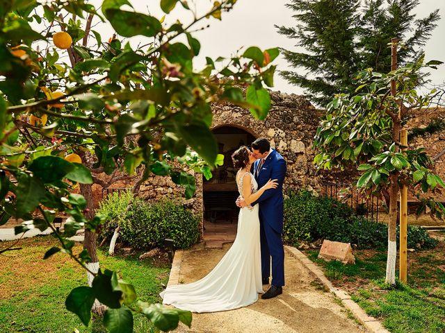 La boda de Carlos y Miriam en Valencia, Valencia 40
