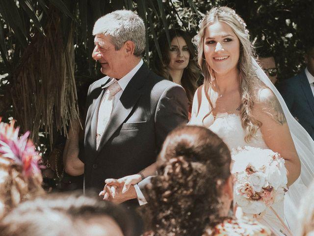 La boda de Juanmi y Alba en Cádiz, Cádiz 22