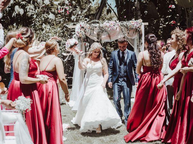 La boda de Juanmi y Alba en Cádiz, Cádiz 25