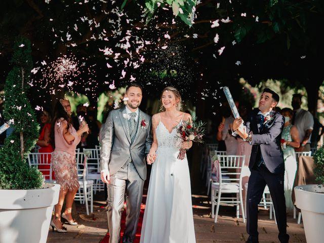 La boda de Laura y David en Sant Vicenç De Montalt, Barcelona 4