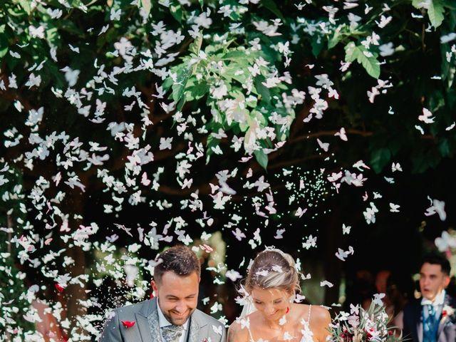 La boda de Laura y David en Sant Vicenç De Montalt, Barcelona 5
