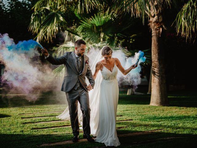 La boda de Laura y David en Sant Vicenç De Montalt, Barcelona 6