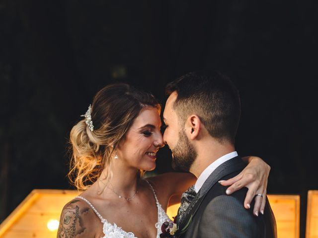 La boda de Laura y David en Sant Vicenç De Montalt, Barcelona 2