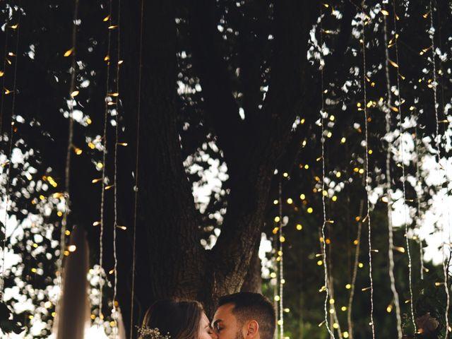 La boda de Laura y David en Sant Vicenç De Montalt, Barcelona 11