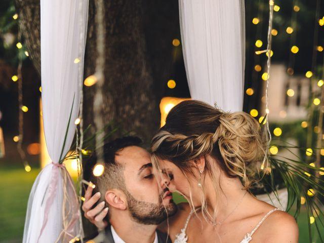 La boda de Laura y David en Sant Vicenç De Montalt, Barcelona 12