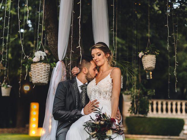 La boda de Laura y David en Sant Vicenç De Montalt, Barcelona 13