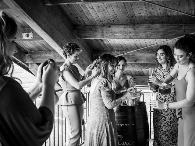 La boda de Rubén y Blanca en Paganos, Álava 7